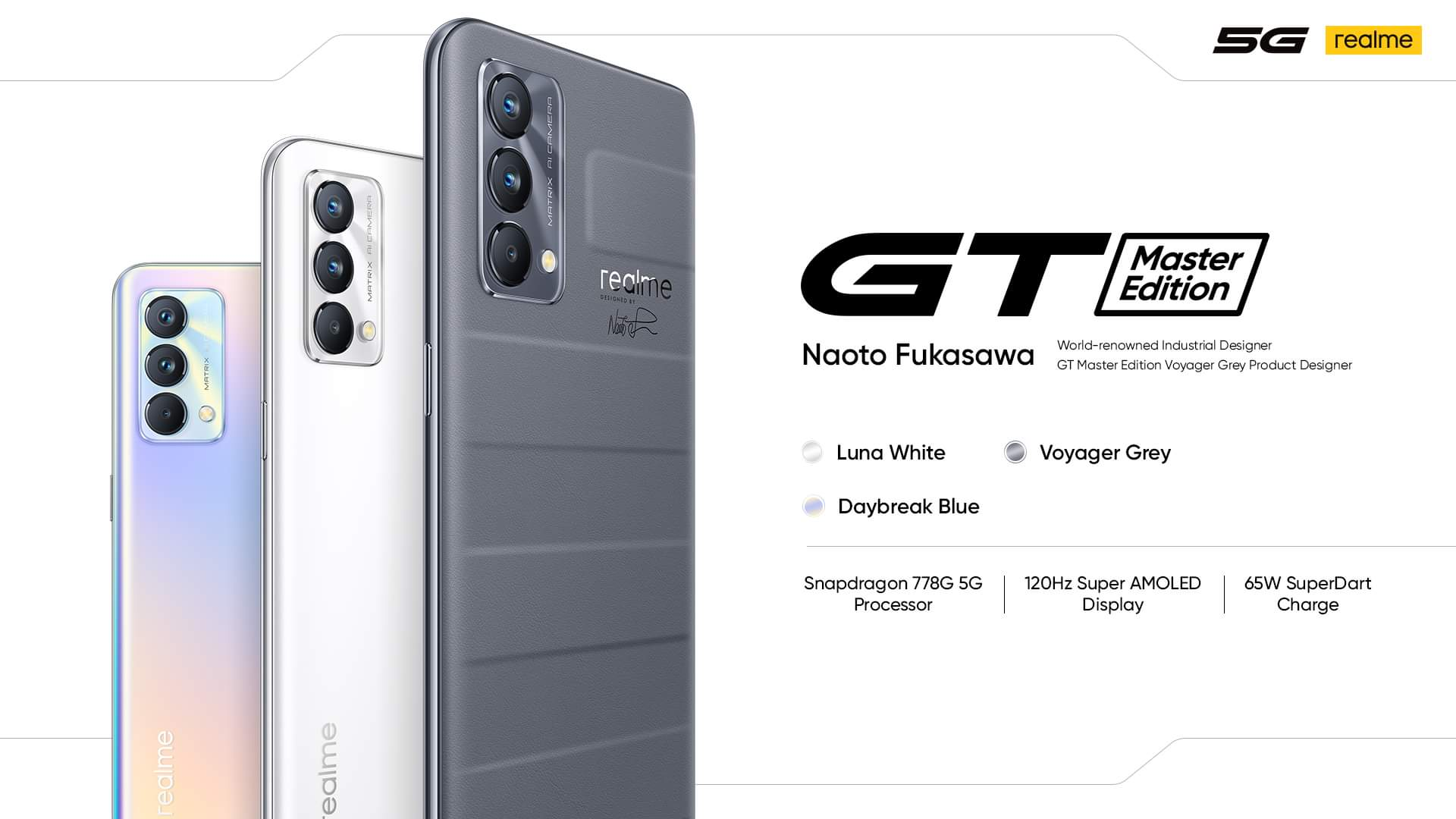 Realme GT Master Edition clears BIS certification; India launch imminent