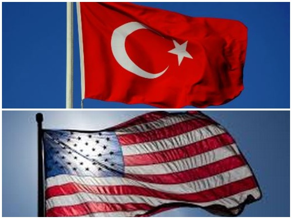UPDATE 2-Turkey summons U.S. diplomat after Embassy likes tweet about ill nationalist party leader