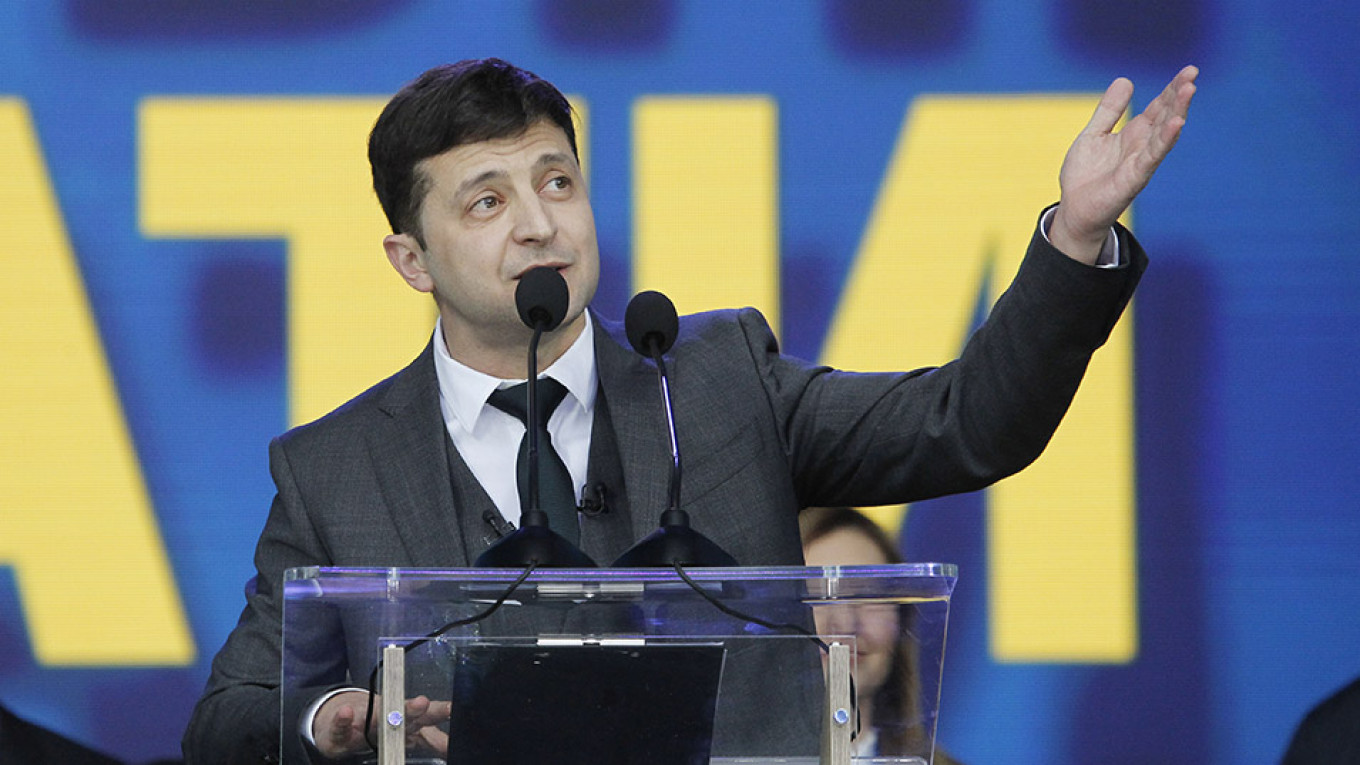 UPDATE 1-Ukraine president expects Trump meeting, Donbass peace talks in September