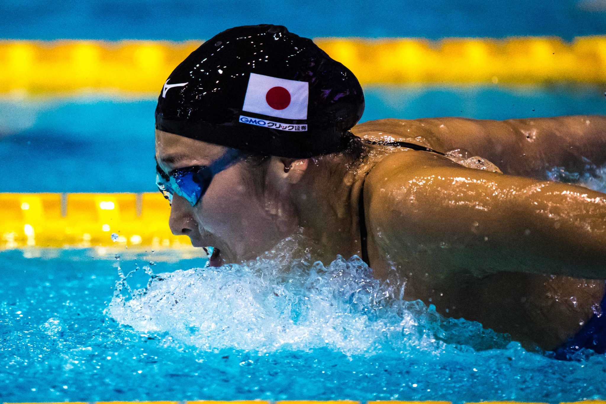 Swimming-Ikee books Olympic qualifiers spot after leukaemia treatment