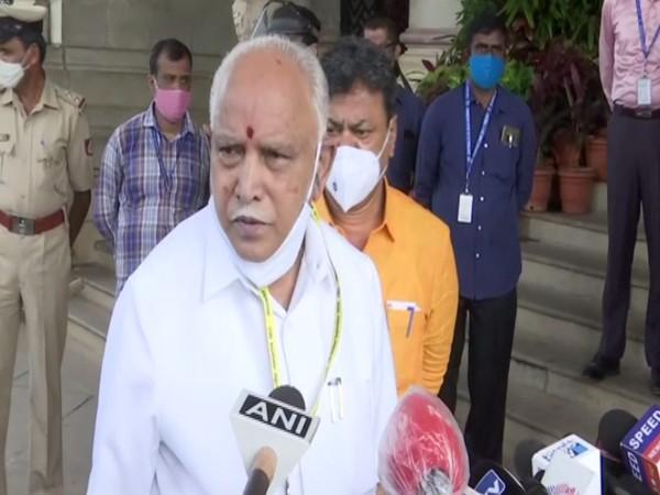 Yediyurappa will remain CM, cabinet expansion soon: BJP Gen Secy to K'taka
