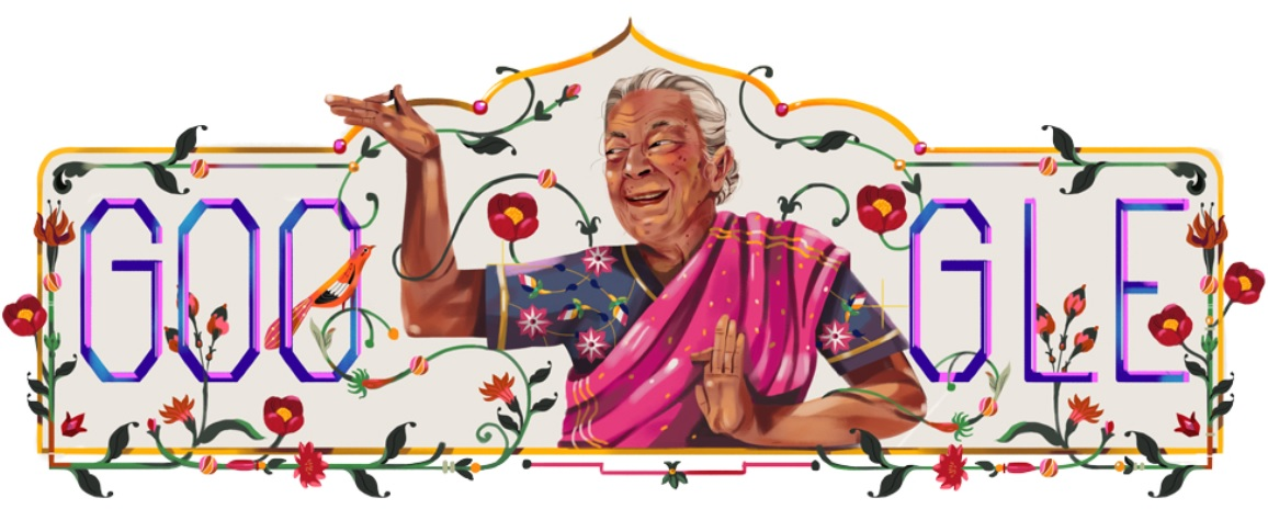 Zohra Sehgal: Google doodle on an actress who breathed life through dance & cinema
