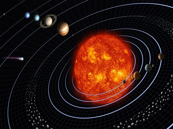 Second alignment plane of solar system discovered