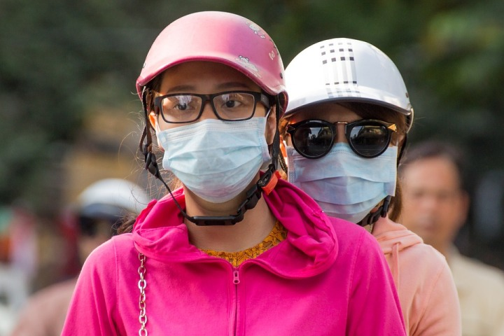 Long-term exposure to air pollution links to emphysema