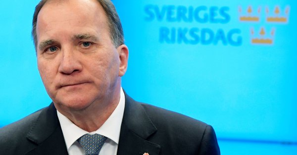 Here is the timeline for the Four months of political deadlock in Sweden