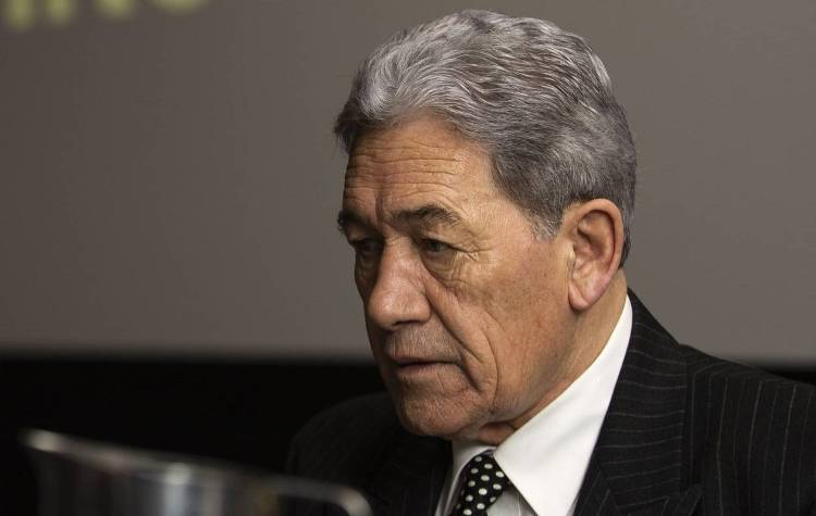 Winston Peters to attend G20 Foreign Ministers' Meeting in Japan