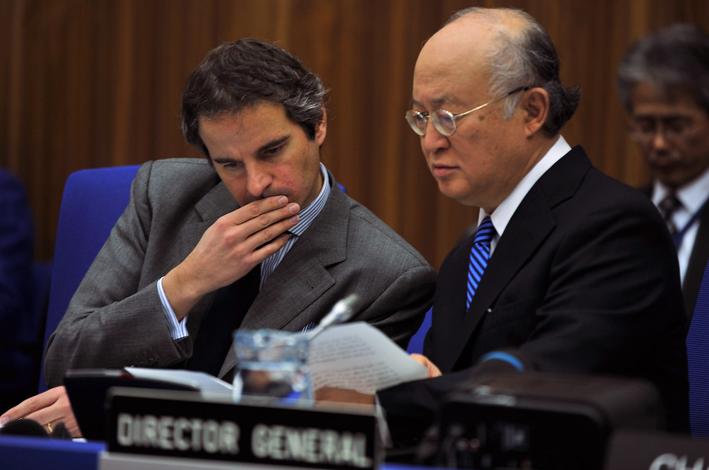 IAEA chief Grossi describes black box-type deal reached with Iran