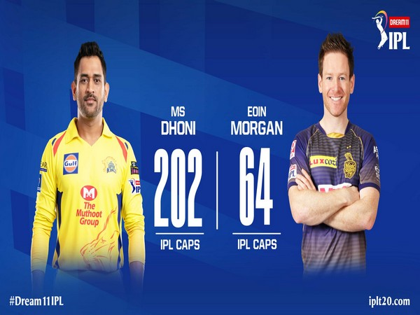 IPL 13: CSK win toss, elect to bowl first against KKR