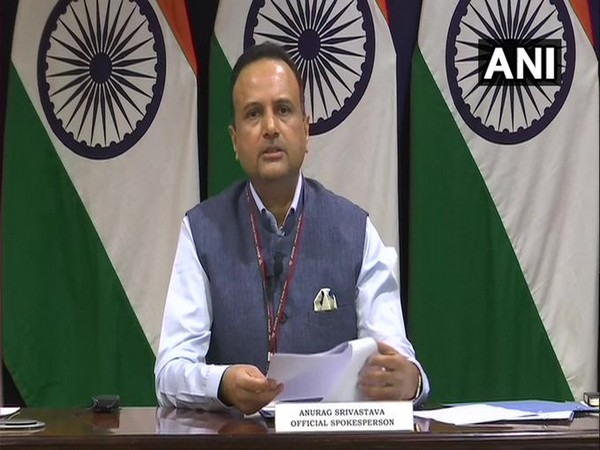 Whole world knows about Pakistan's role in supporting terrorism: MEA