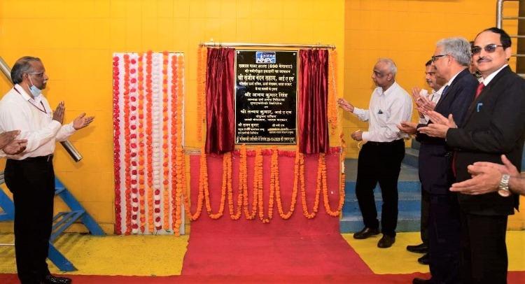 Secretary Power visits NHPC's 690 MW Salal Power Station in J&K