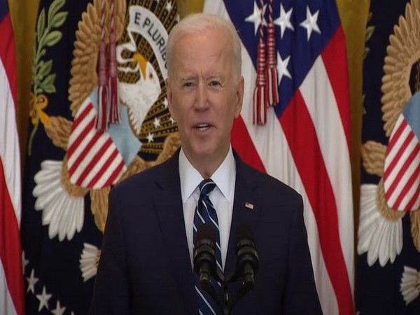 Biden says has spoken with law enforcement about fatal shooting of Black man in Minneapolis suburb
