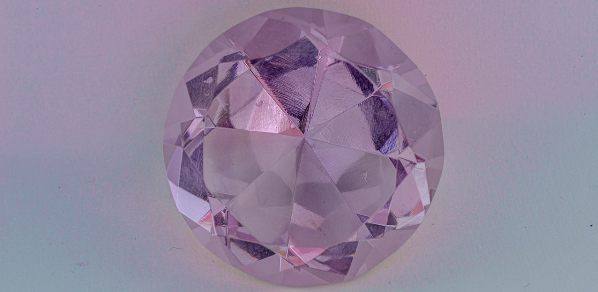 Largest purple-pink diamond ever to go on sale at Christie's Hong Kong auction