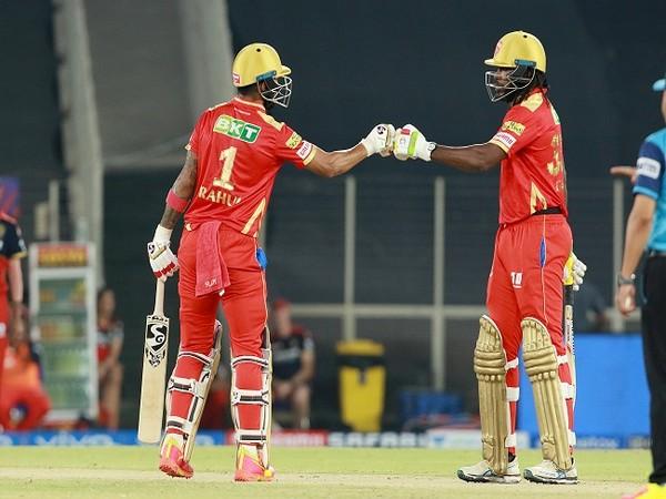 IPL 2021: KL Rahul, Gayle steer Punjab Kings to 179/5 against RCB