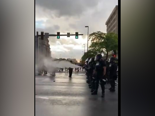 US violence: One dead in Indianapolis shootings amid protests