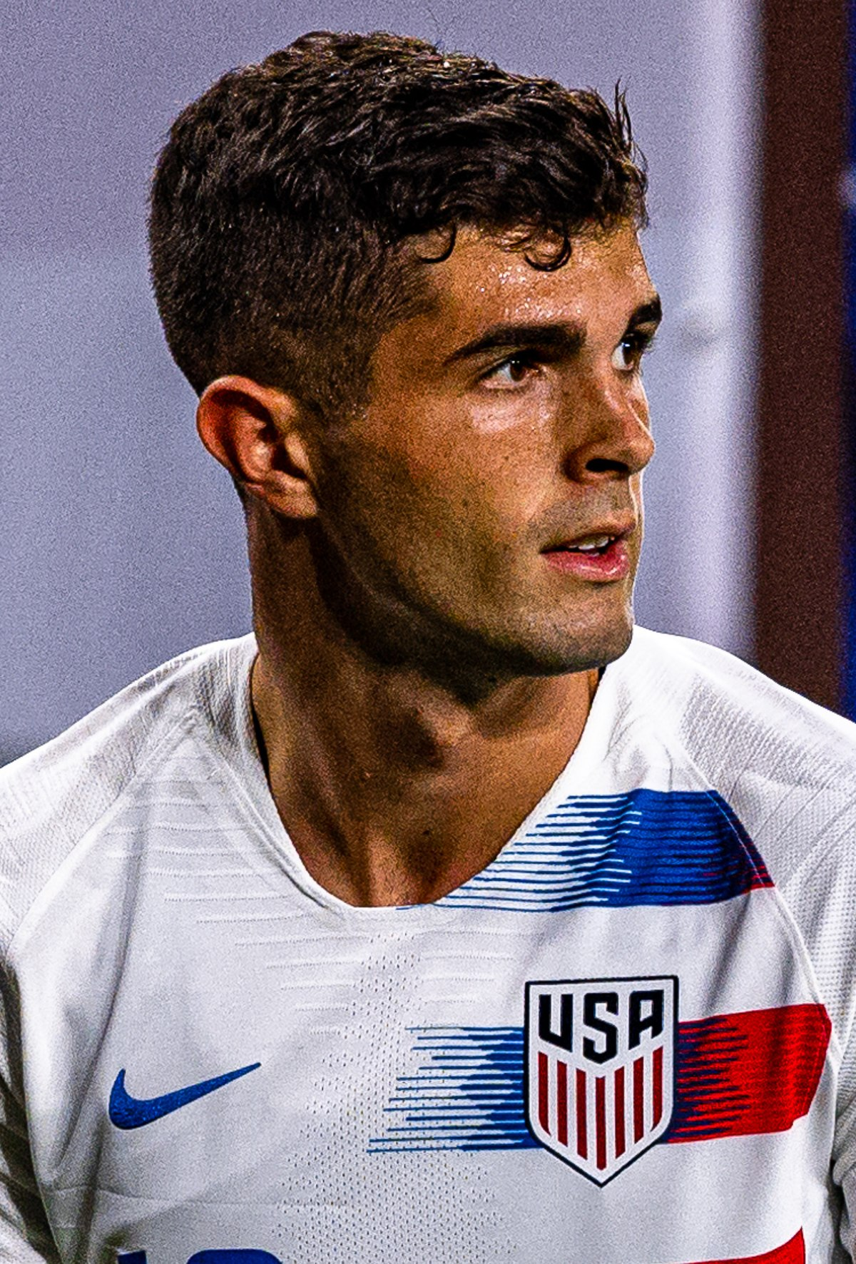 Pulisic 1st American man to play in a Champions League final