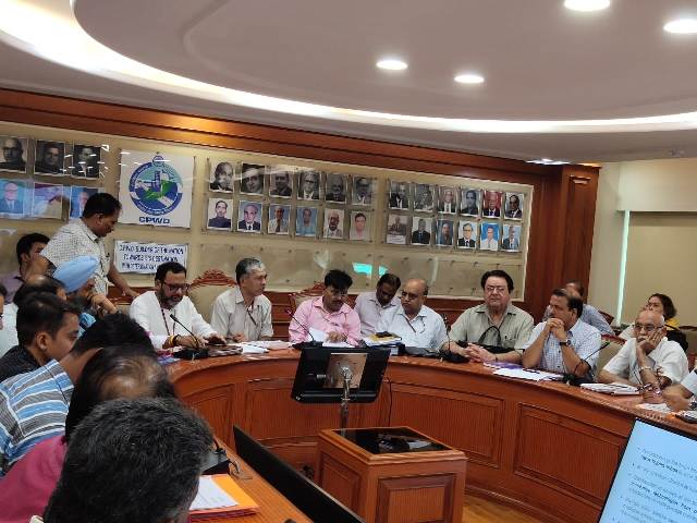 125 participants attend pre-bid meeting for Light House Projects construction