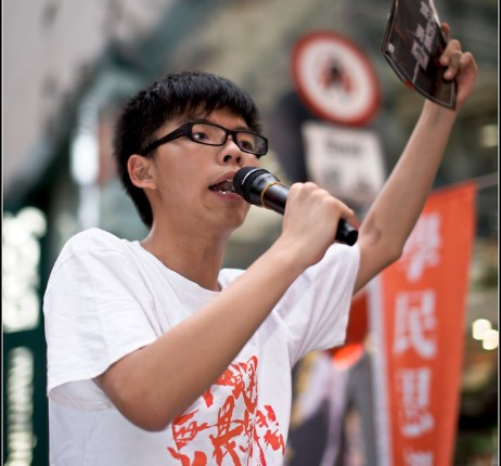 Hong Kong activist Joshua Wong jailed for 4 months for 2019 protest
