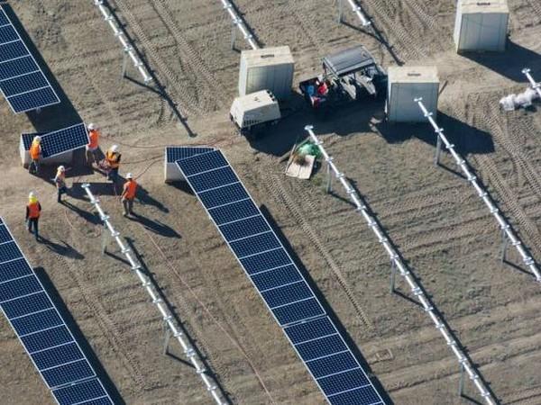AMEA Power commissions 50MW solar power plant in Jordan