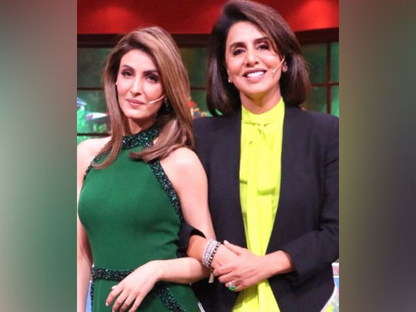 Neetu Kapoor excited to appear with daughter Riddhima on 'The Kapil Sharma  Show' | Entertainment