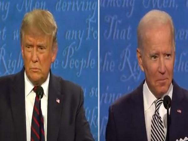 Biden blasts Trump as U.S. COVID-19 cases mount and Pence staff endures outbreak