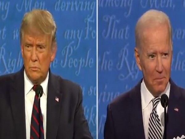 POLL-Biden lead over Trump grows in Michigan; race is statistically even in North Carolina -Reuters/Ipsos