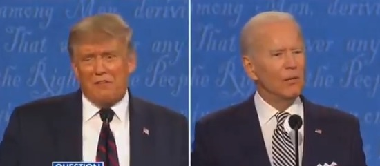With time running out, Trump to go on offensive at debate in bid to catch Biden