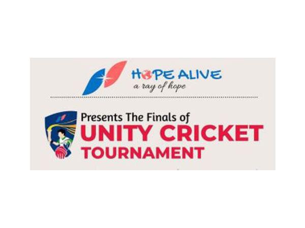J-K's Kupwara to host finals of Hope Alive NGO's Unity Cricket Tournament tomorrow