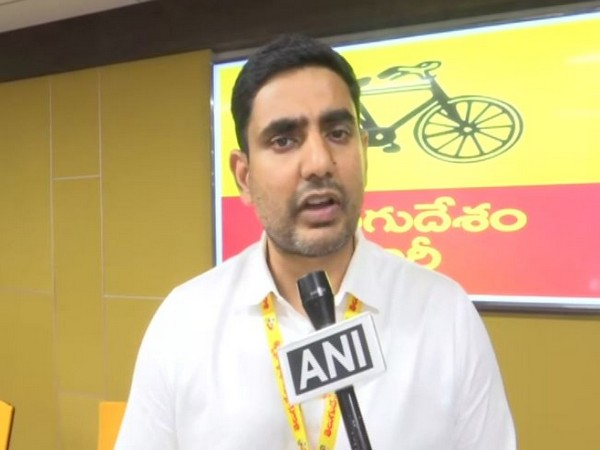 YSRCP govt cheating farmers on every front, says Nara Lokesh