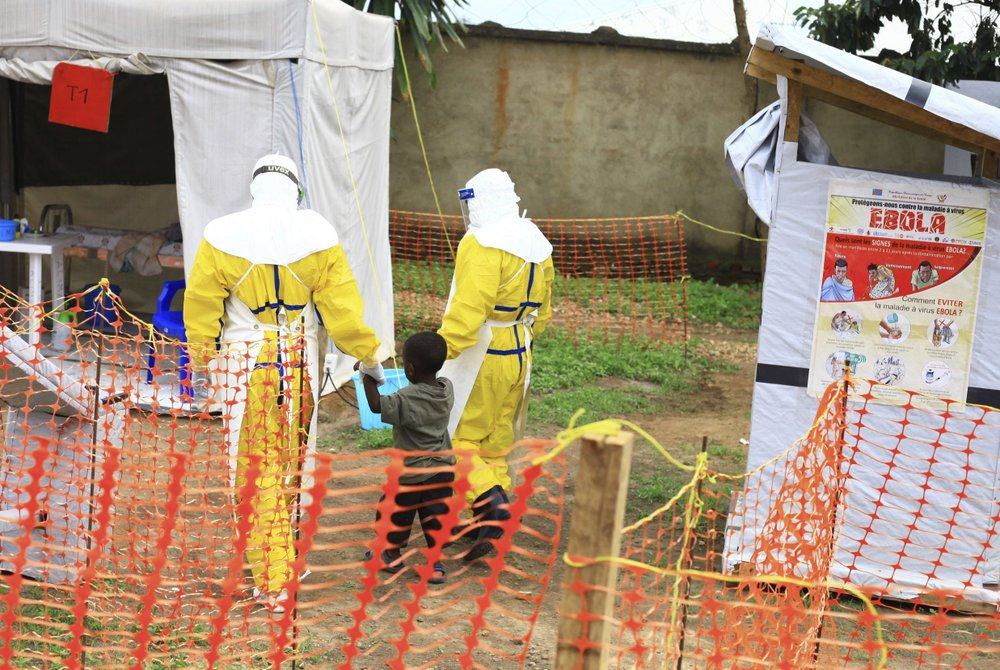 Alarm as Ebola spreads to major Congo city