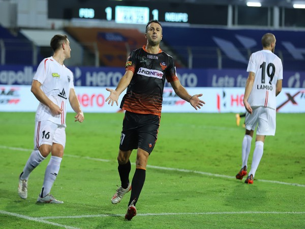 ISL 7: Sylla, Angulo score as NEUFC and Goa share points