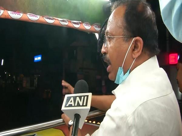 Muraleedharan calls for end of 'unholy alliance' of LDF, UDF in Kerala