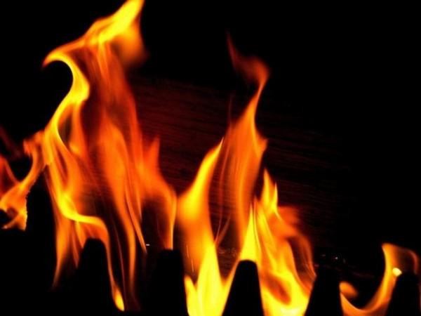 Delhi: Fire engulfs 40 shops in Rani Bagh