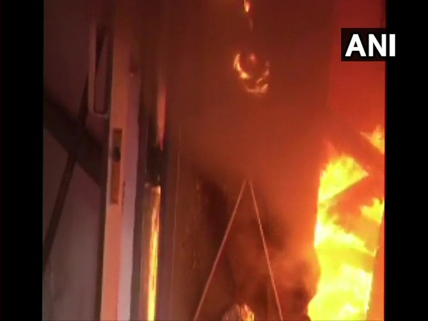Fire breaks out at garments factory in Delhi's Gandhinagar area