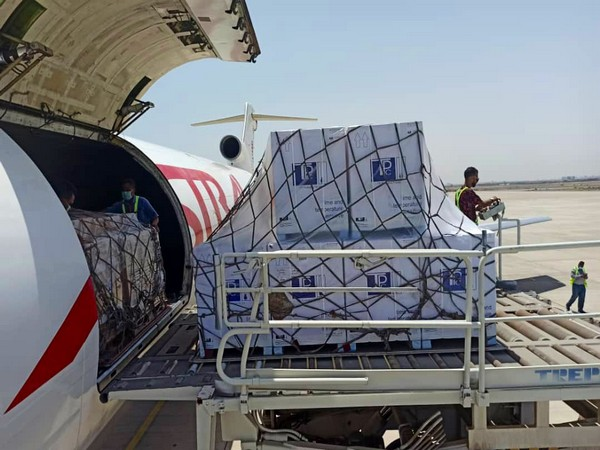 In Uganda, remote islands test delivery of COVID-19 vaccines