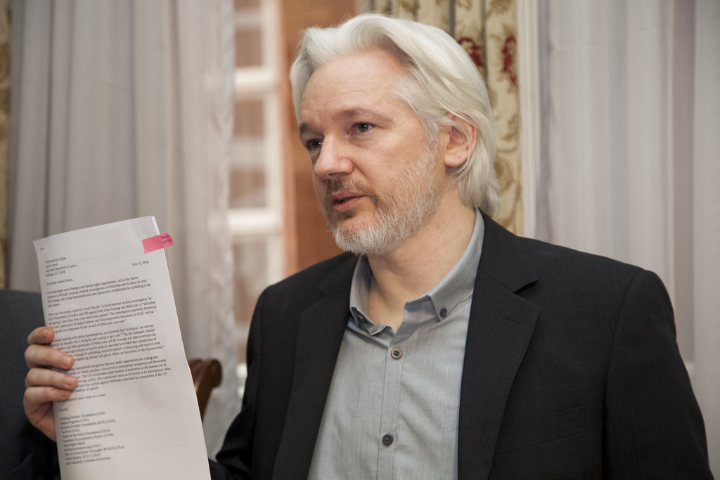 WikiLeaks founder Julian Assange faces extradition hearing