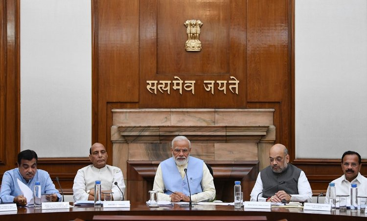 Cabinet approves setting up of central university in Ladakh