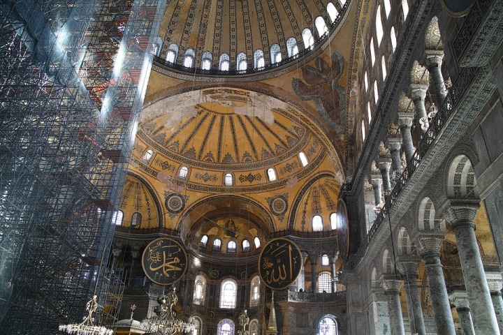 Keep Turkey's Hagia Sophia 'a space for meeting of cultures', UN rights experts urge