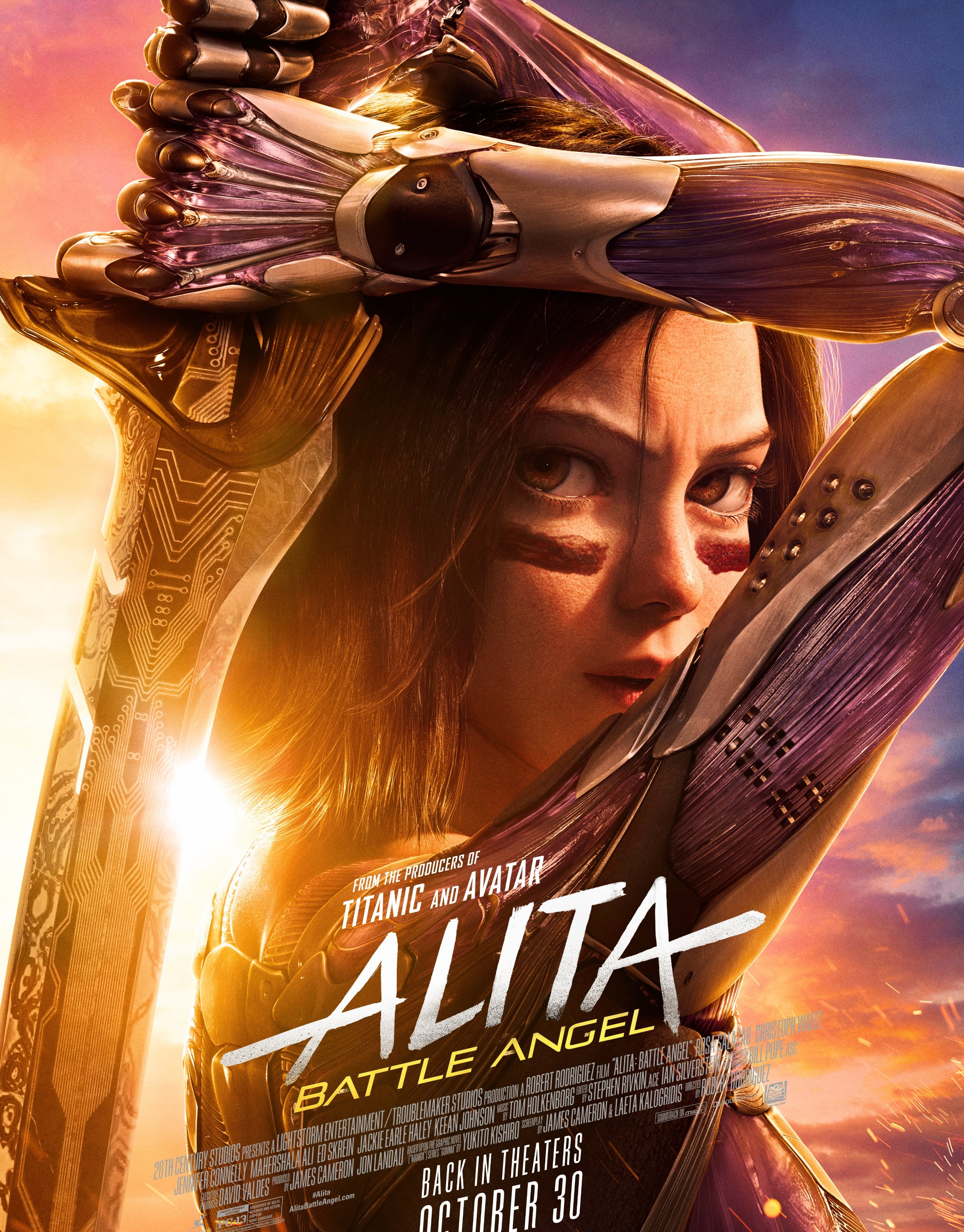Alita: Battle Angel 2 development updates, reasons behind first movie's rerelease revealed