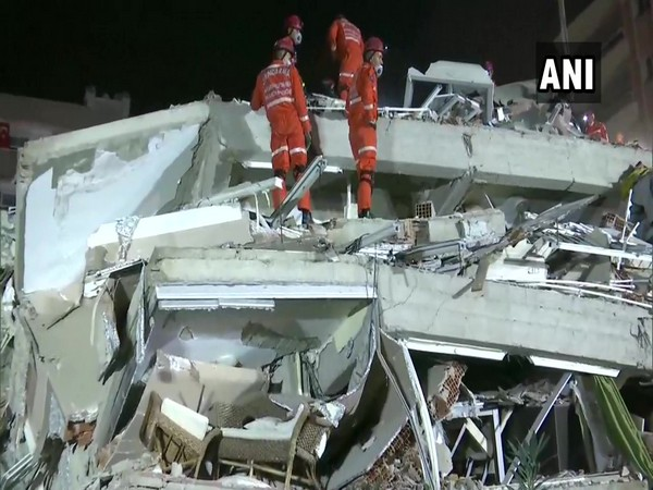 Death toll reaches 39 in quake that hit Turkey, Greek island