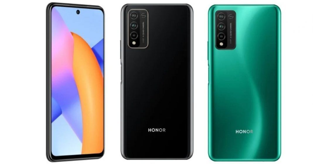 Honor 10X Lite with Kirin 710 SoC and 48MP AI quad-camera goes official