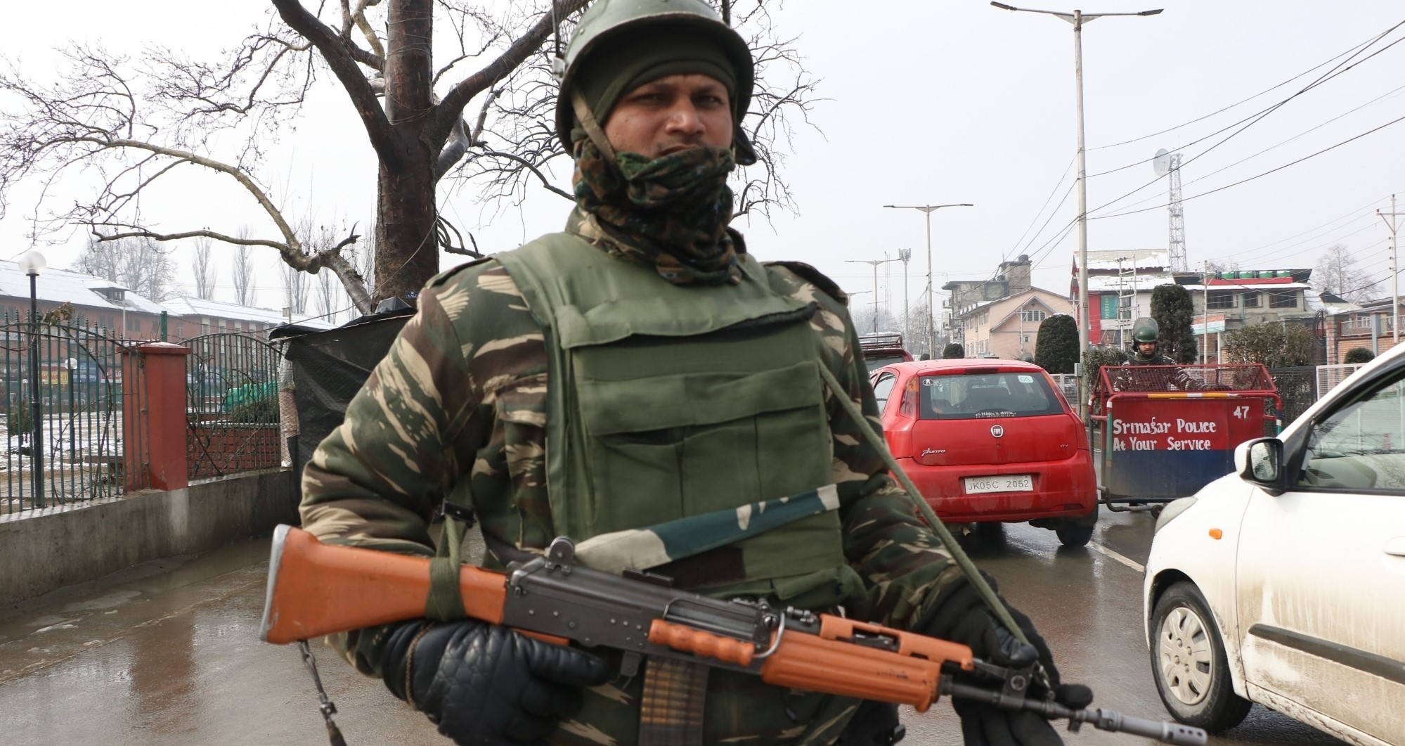 Over 60,000 security personnel deployed ahead of LS polls in Delhi