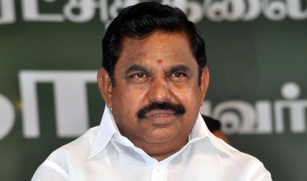 TN CM Palaniswami announces trifurcation of Vellore district