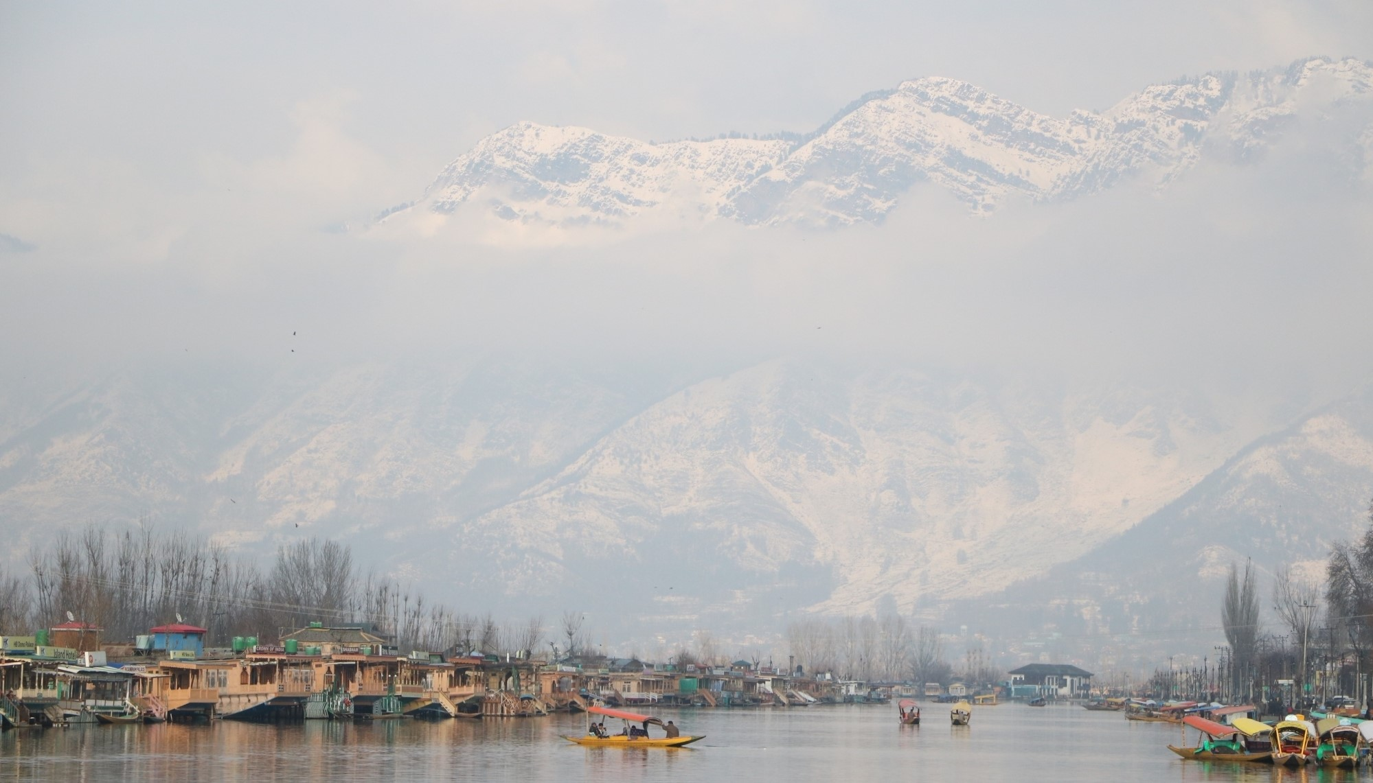 Dal Lake in Kashmir to get eco-sensitive zone tag soon