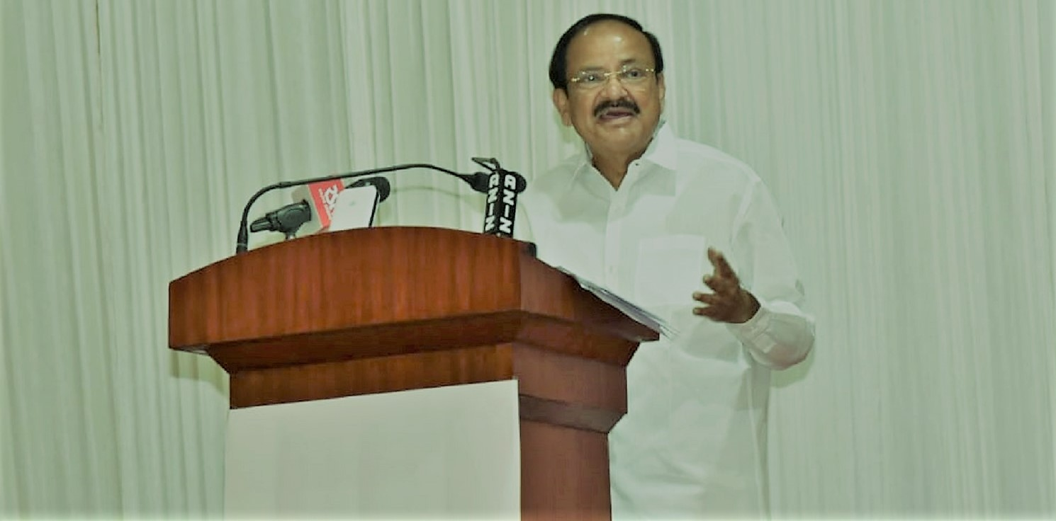 I V Subba Rao to continue as secretary to vice president