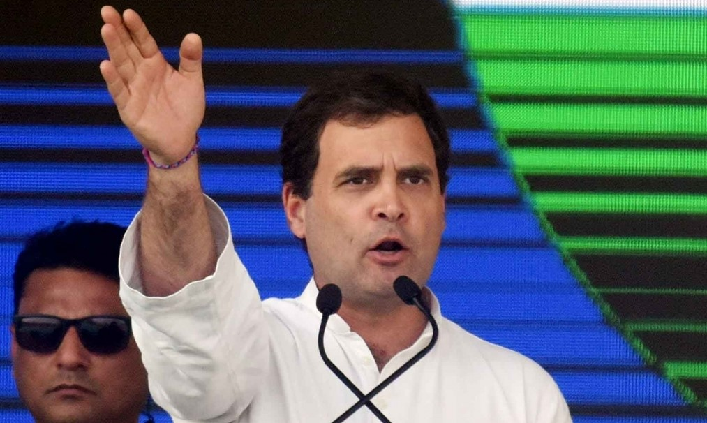 Modi thinks only one person can run nation: Rahul