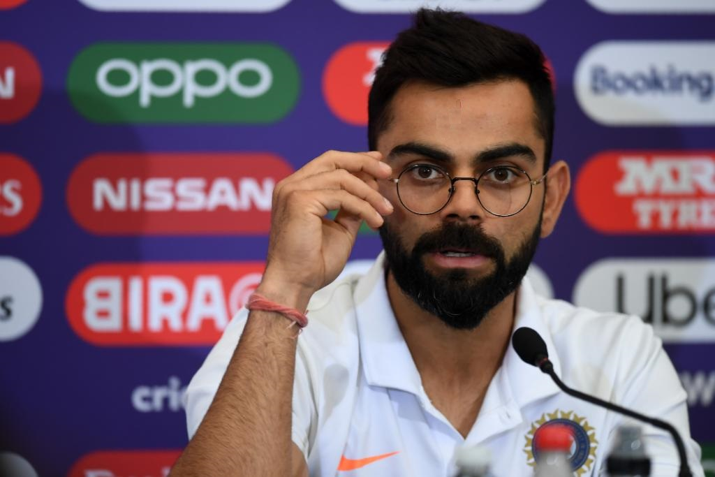 I am playing different role in this World Cup: Kohli