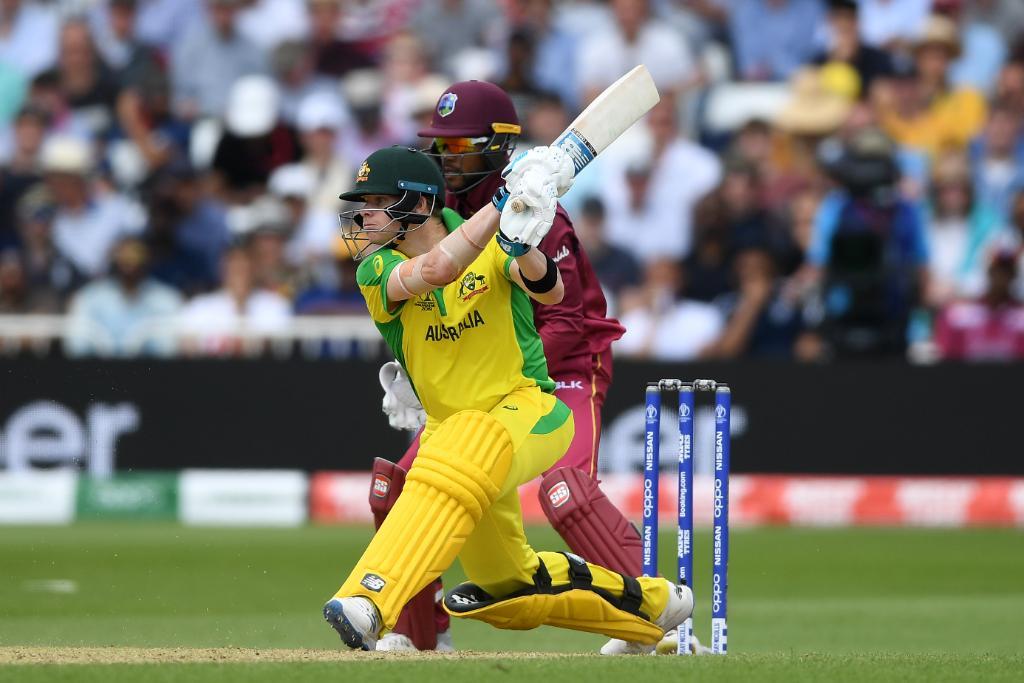 Cricket-'Sandpapergate' ghost follows Australia into World Cup