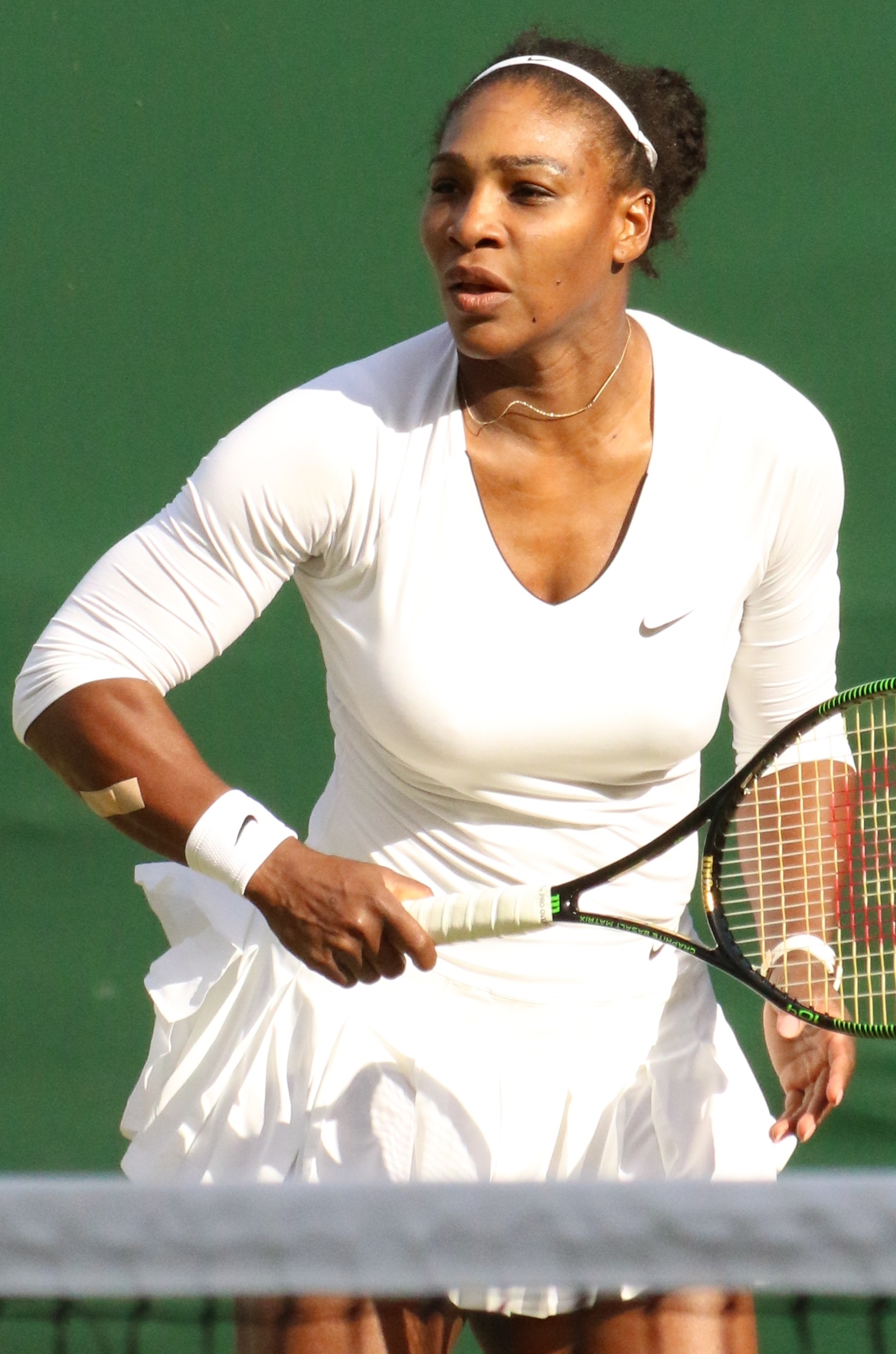 UPDATE 2-Tennis-Wait goes on for Williams as inspired Halep wins Wimbledon