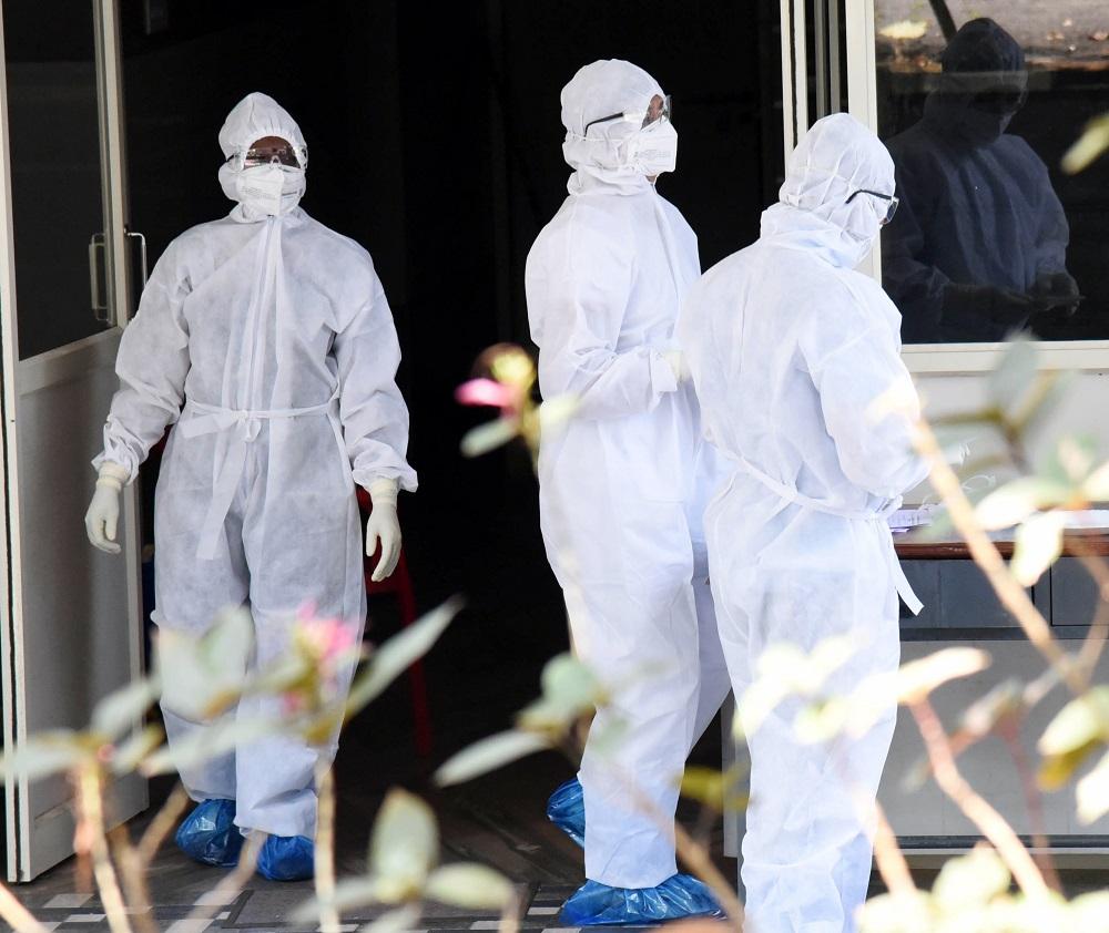 Ten more people die in England from coronavirus - health service
