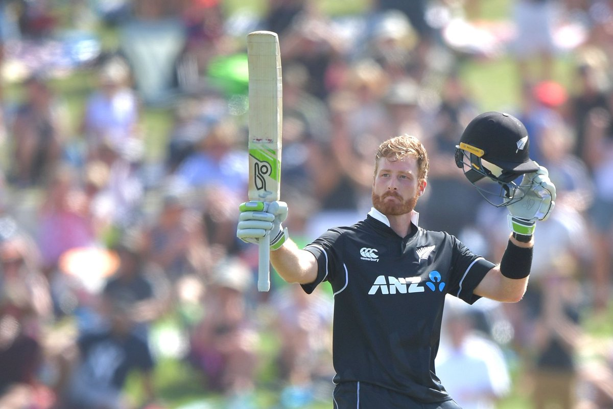 We've to be little bit more attacking against Indian spinners: Guptill